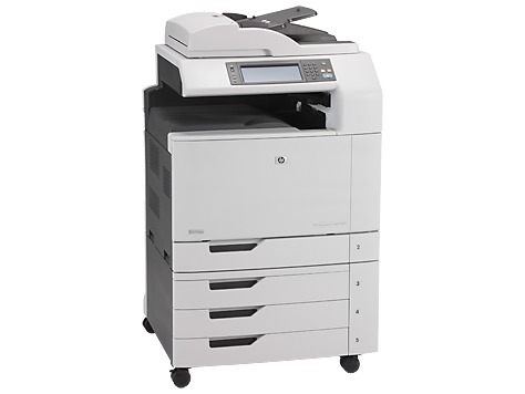 HP Color LaserJet CM6030f Multifunction Printer (CE665A)