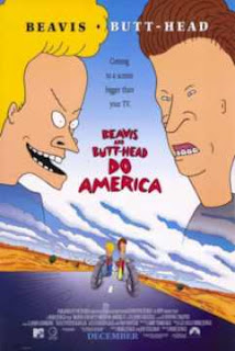 descargar Beavis y Butt-Head recorren América en Español Latino