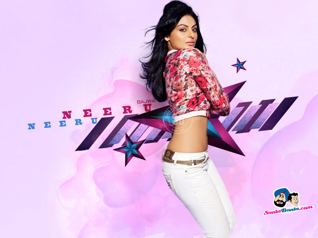 kashmira shah celeb neeru bajwa hot hq wallpapers