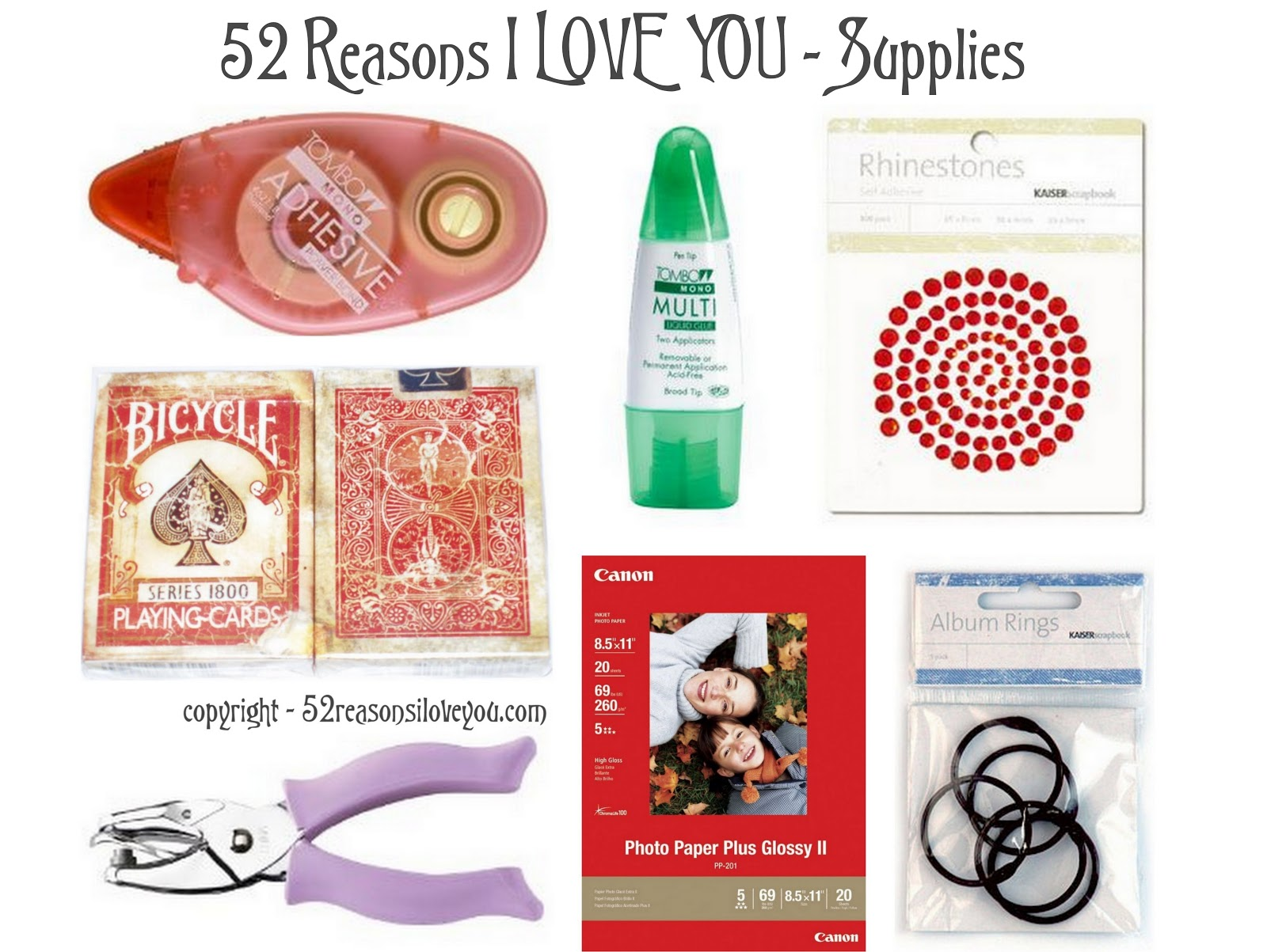52 reasons why i love you template powerpoint - 52 reasons why i love you template playbestonlinegames