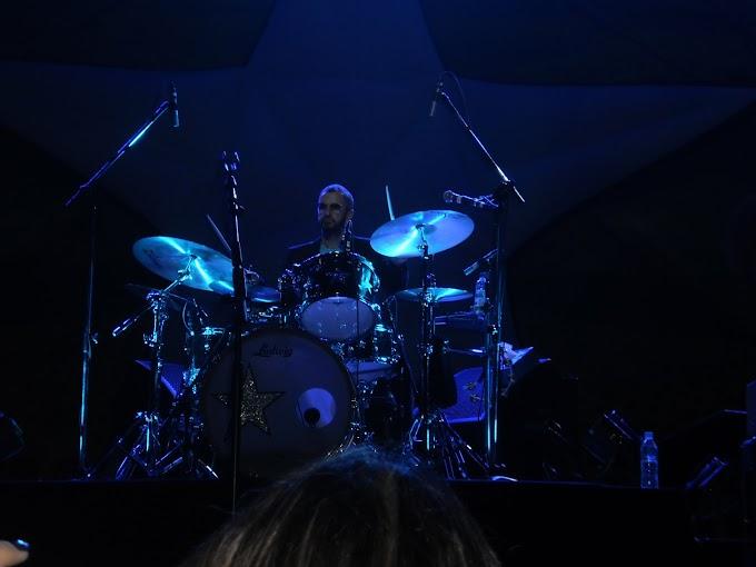 OFICIAL: Ringo Starr anuncia dois shows no Brasil