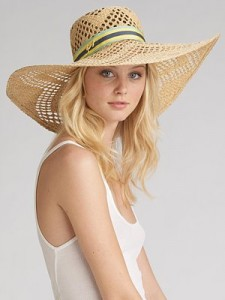 Womans Floppy Hat Fashion World