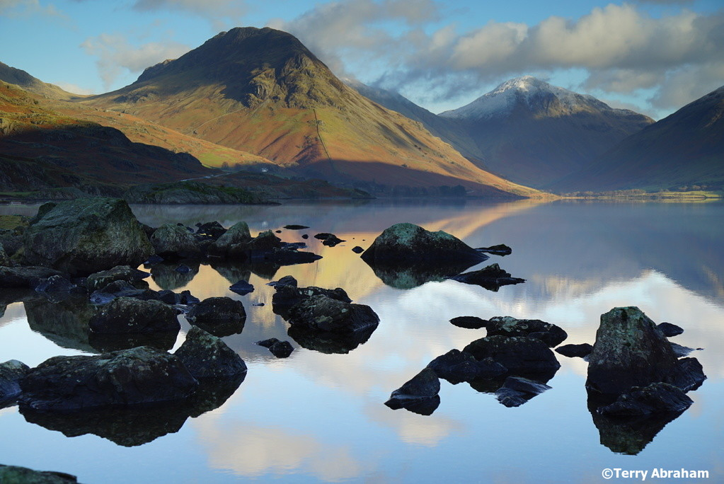 Yewbarrow Wasdale Lake District BBC Radio Cumbria