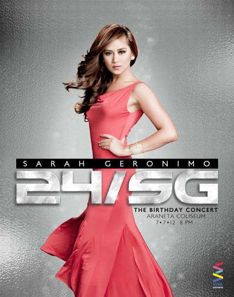 sarag geronimo 24sg 2012 concert