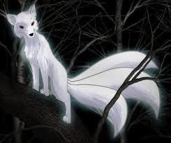 Tsuki- Lunar Wolf Form