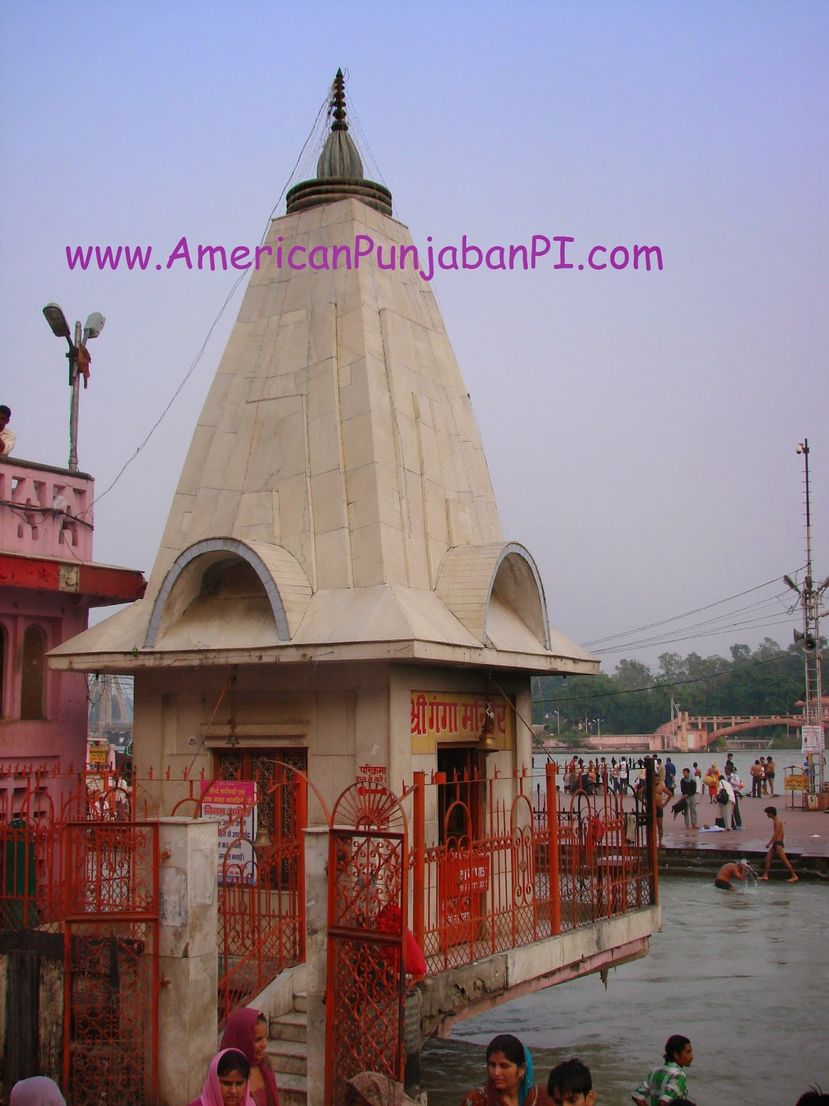 Ganga Haridwar India tourism