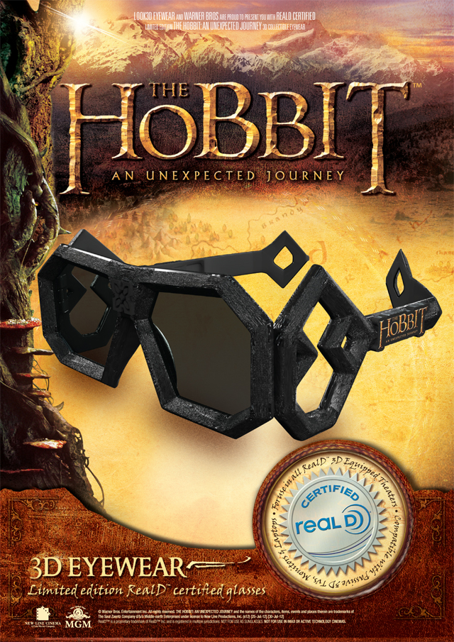 Descarga The hobbit An unexpected journey