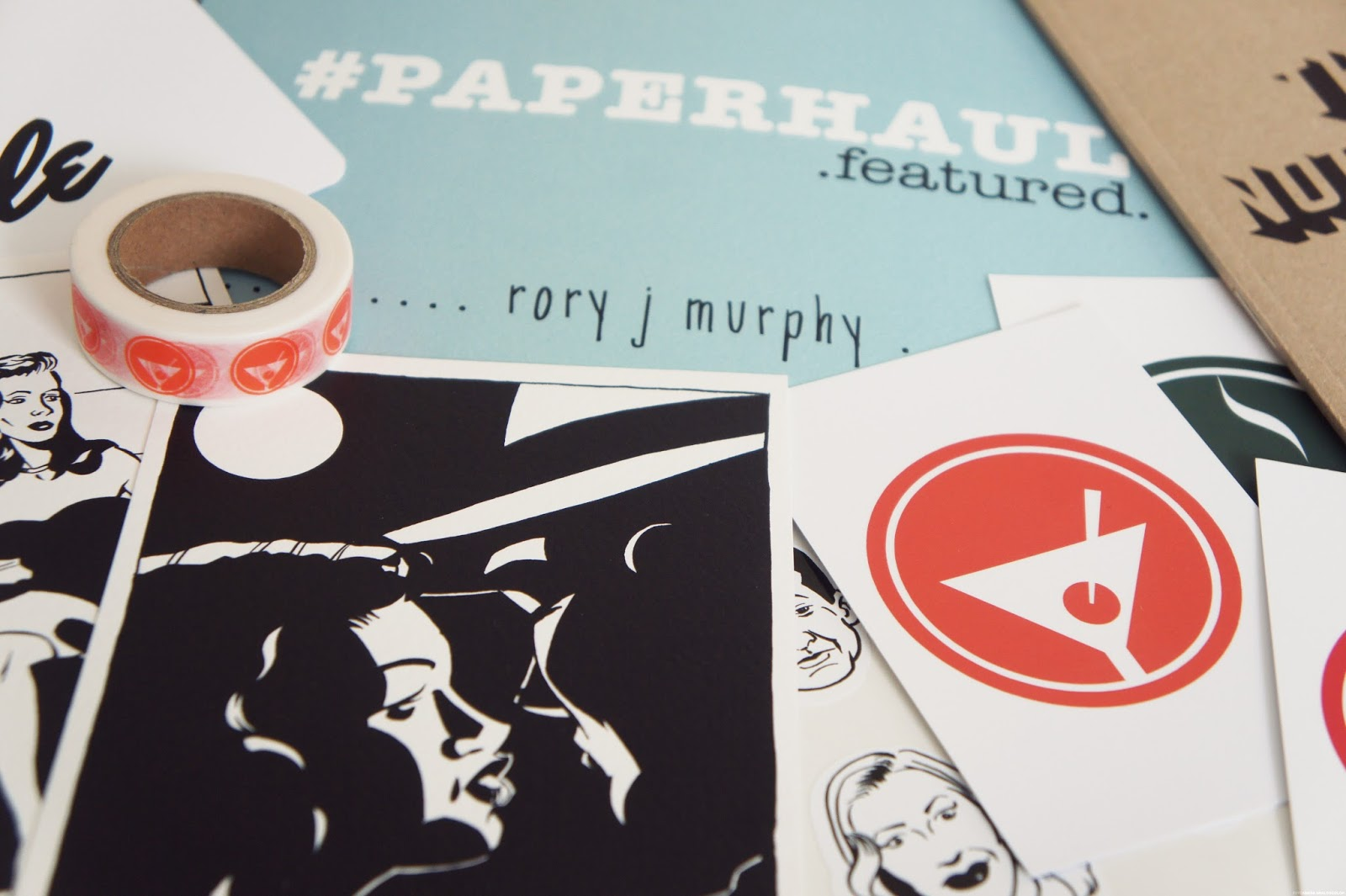 paperhaul featured rory j murphy