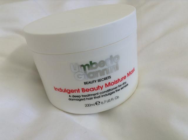 Umberto Giannini moisture mask