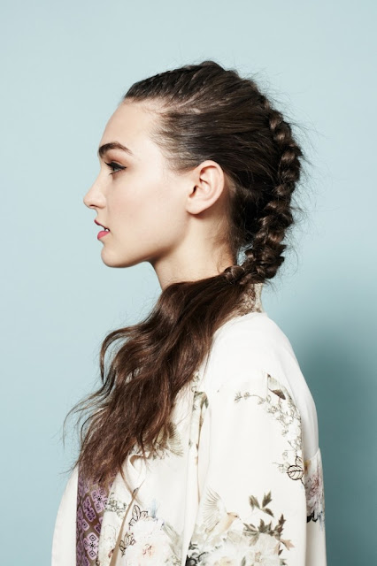 braid hairstyle black hair