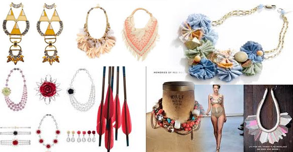 Lizzie Fortunato Jewels Spring / Summer 2012