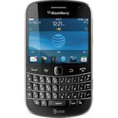 BlackBerry - Bold 4G Mobile Phone - Black