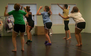 summer dance workshops charlotte nc