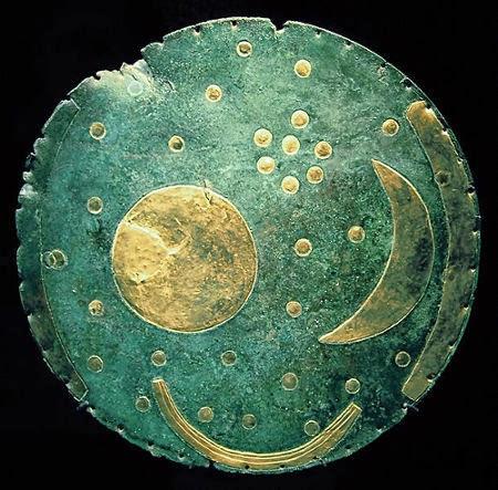 Nebra sky disk, Pleiades
