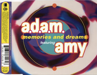 A.D.A.M Feat. Amy - Memories And Dreams (CDM) (1995)