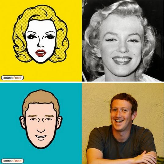 تطبيق لصنع شخصية كرتونية تشبهكم