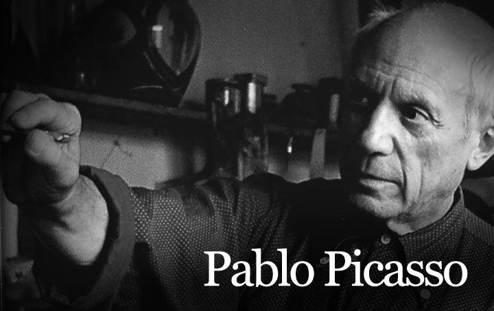 Picasso demonstrated extraordinary artistic talent in his early years, painting in a realistic manner through his childhood and adolescence