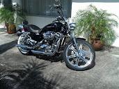 #8 Cruiser Motorcycle Wallpaper
