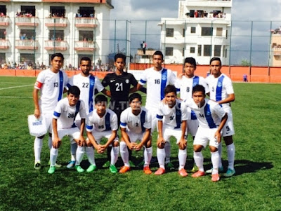 Nepal beat India to win SAFF U-19 Championship 2915 title