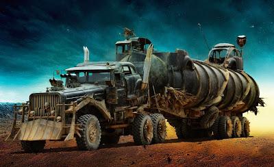 Mad Max Fury Road War Rig