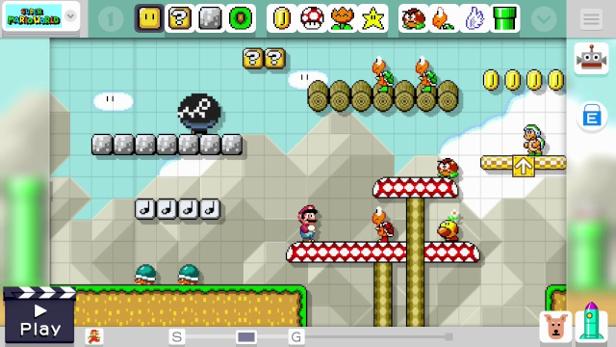 Squishy Super Mario Maker 1 : Analise: Super Mario Maker (Wii U) e o poder do processo criativo em nossas maos - Nintendo Blast
