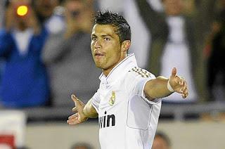 Cristiano Ronaldo tiene hambre de Supercopa