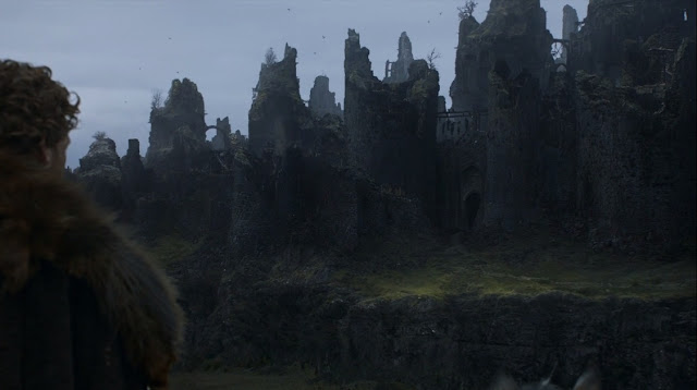 Robb stark llega a harrenhal - Juego de tronos en los siete reinos