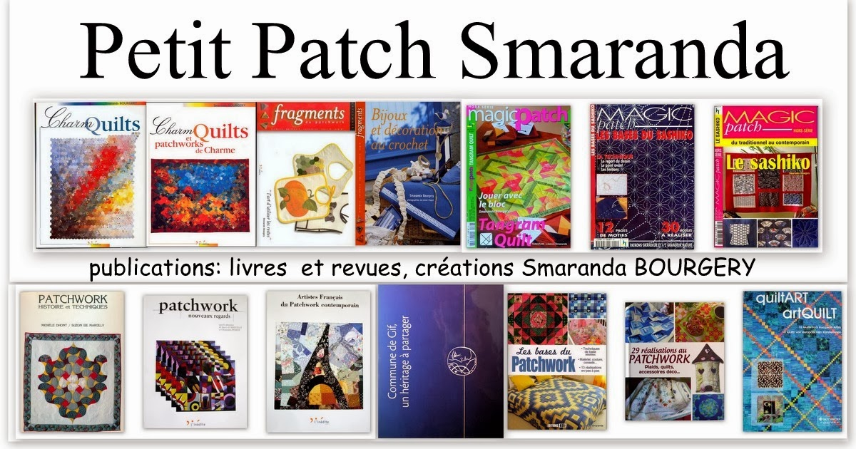 Petit Patch Smaranda