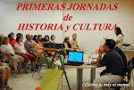 PRIMERAS JORNADAS DE HISTORIA Y CULTURA