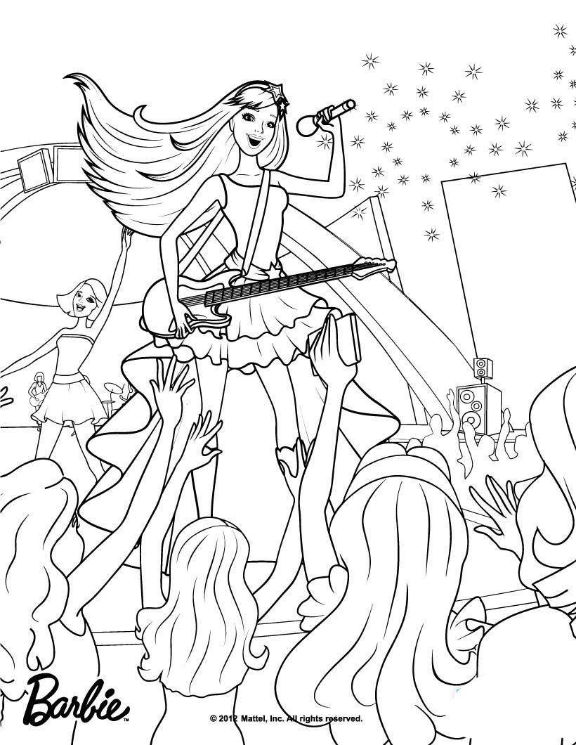 Barbie Diamantschloss Ausmalbilder : Gro Z Gig Malvorlagen Barbie Zeitgen Ssisch Druckbare Malvorlagen