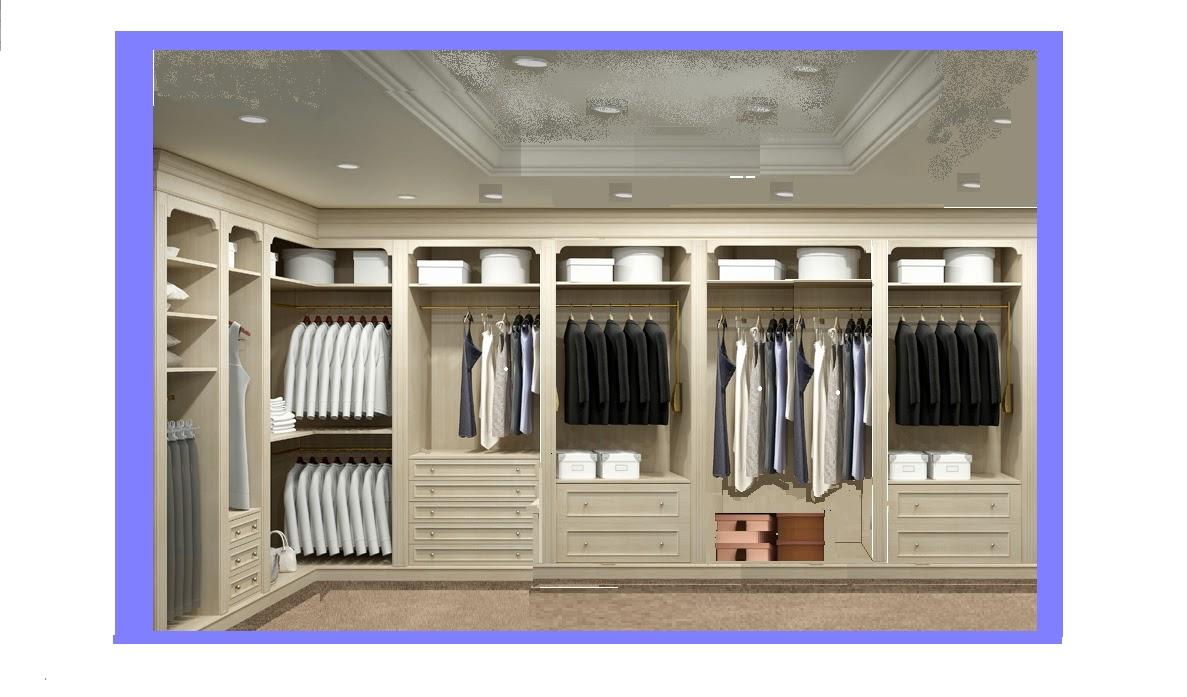 Interiorismo y decoracion lola torga un vestidor de mas a - Baldas de escayola ...