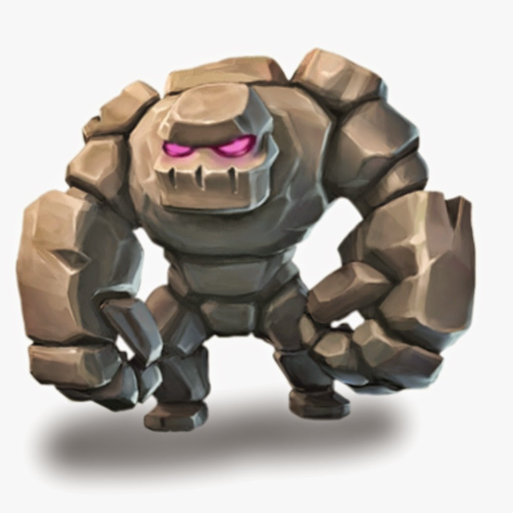 Golem – Clash of Clans Picture