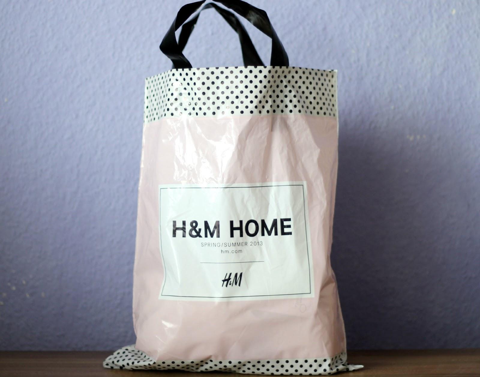 Hm Home Shop Wien Inkl Mini Haul Kirschblütenblog