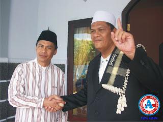 H. Bima Dukung Feri dalam Kancah Pilkada Kota Bima 2013