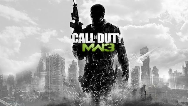 MW3 Wallpaper Black and White