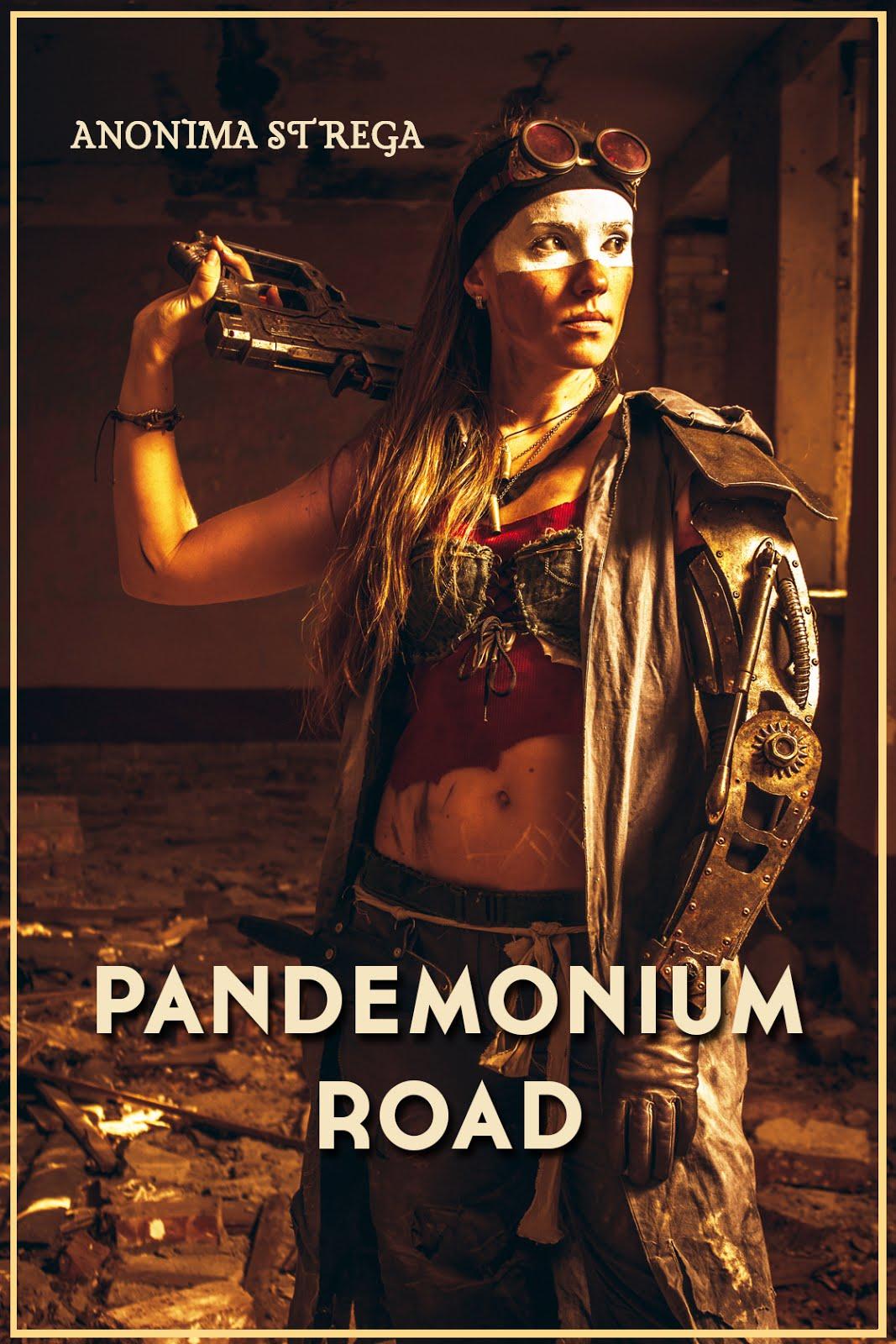 Pandemonium Road - Paranormal Romance/Horror/Thriller/SciFi