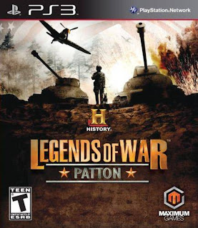 History Legends of War Patton PS3