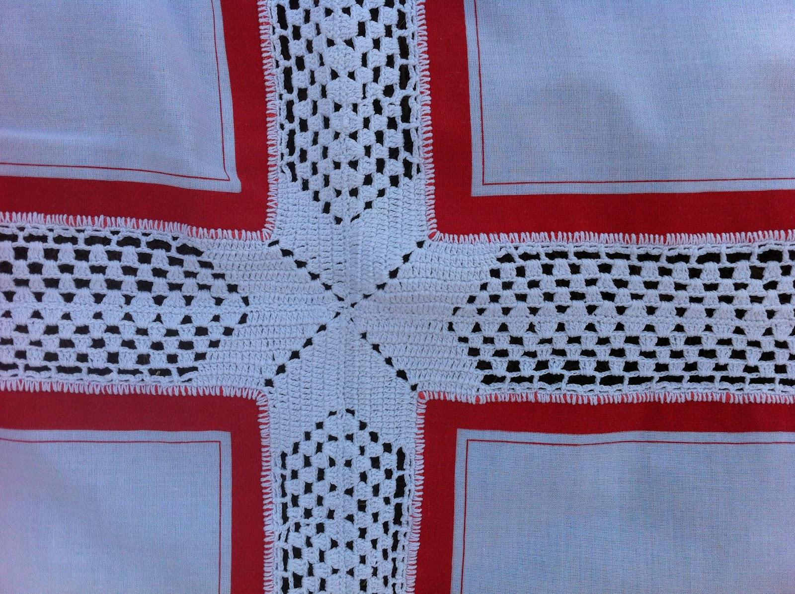 Santana marin y punto manteles de servilletas iii - Ideas para hacer manteles ...