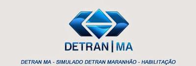 DETRAN MA - SIMULADO DETRAN MARANHÃO - HABILITAÇÃO
