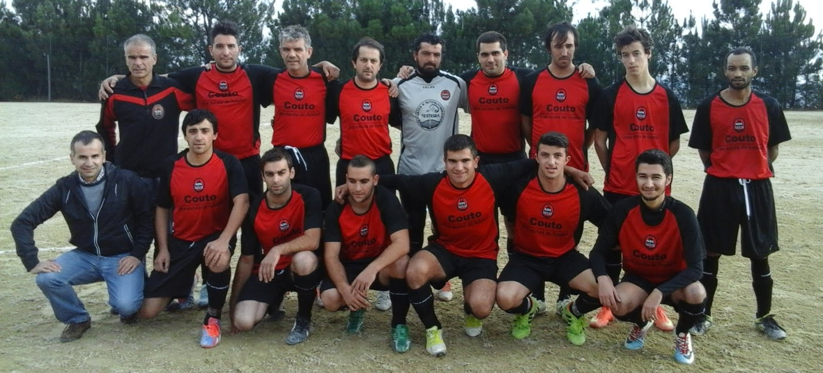 A equipa da estreia na TAÇA FAIR PLAY