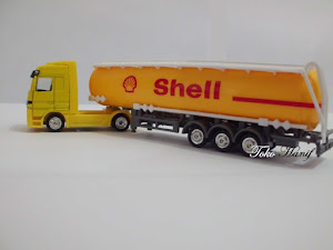 Truck Tanki Shell