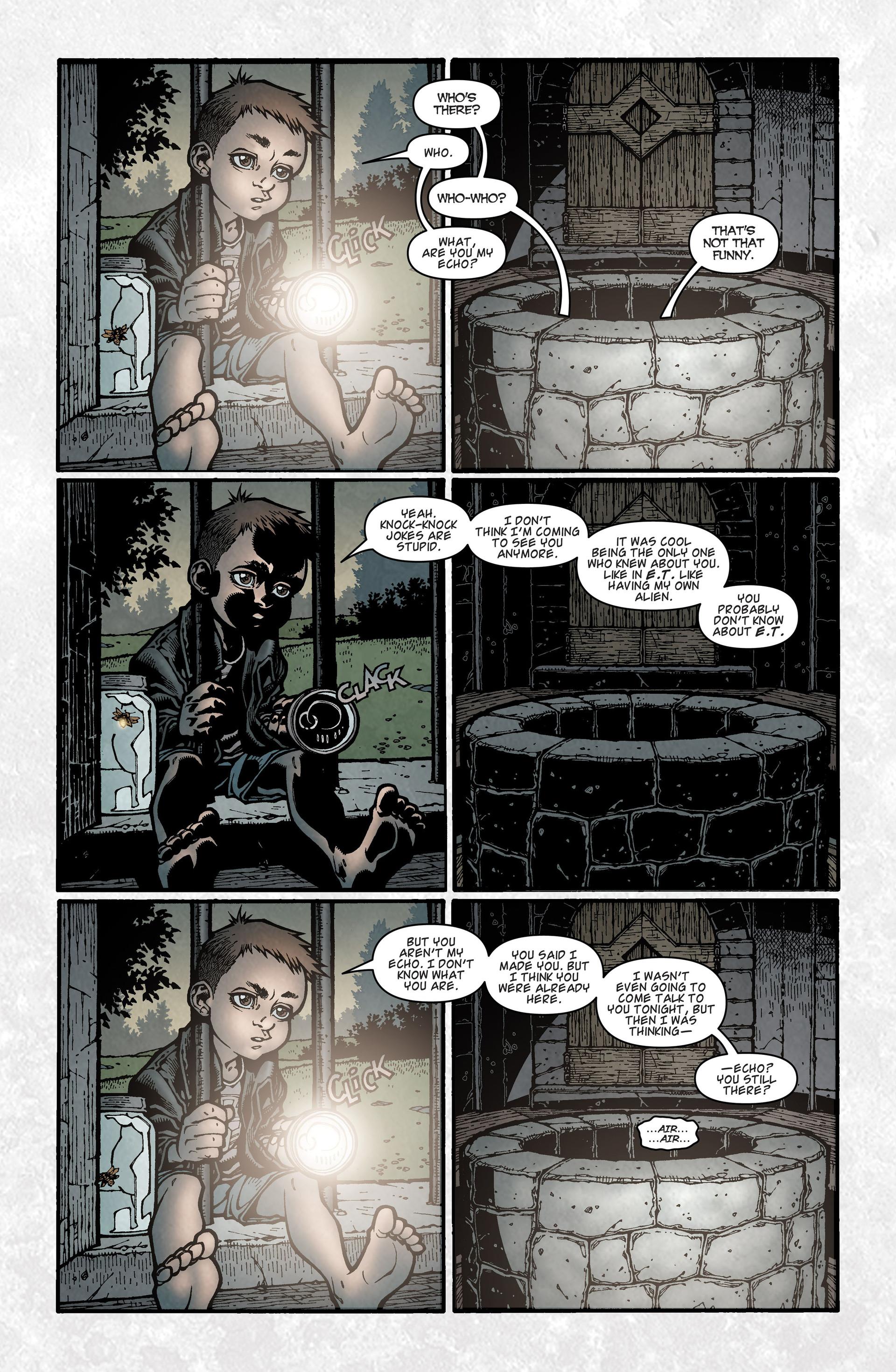Locke & Key (2008) Issue #5 #5 - English 8