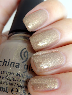 China Glaze Fast Track