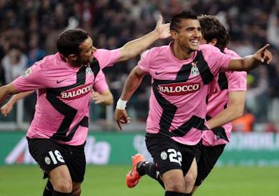 Video Juventus vs As Roma 23 April 2012 Tadi Dinihari