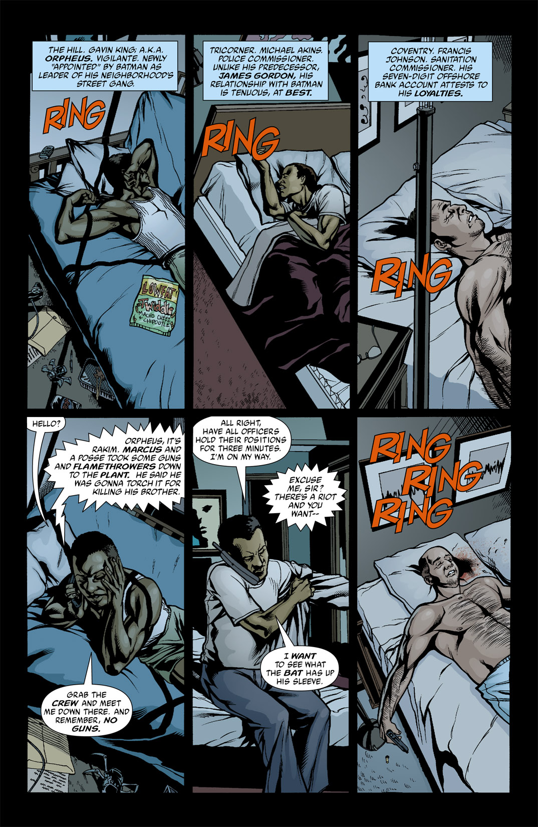 Detective Comics (1937) Issue #795 Page 2