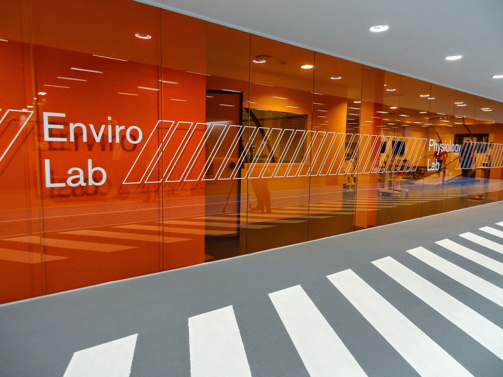 Glaxo Smith Kline Human Performance Lab