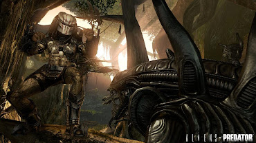 #11 Aliens vs Predator Wallpaper