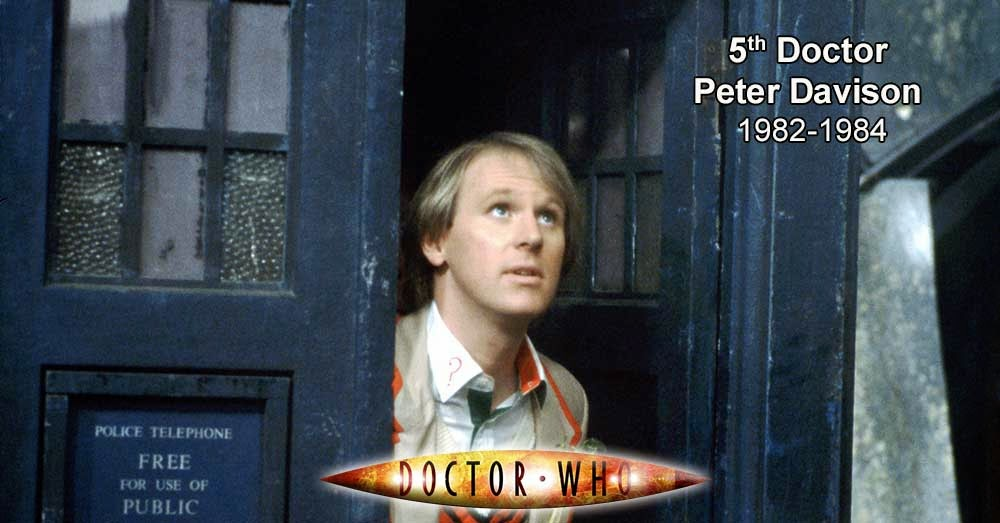 Peter Davison, el Quinto Doctor