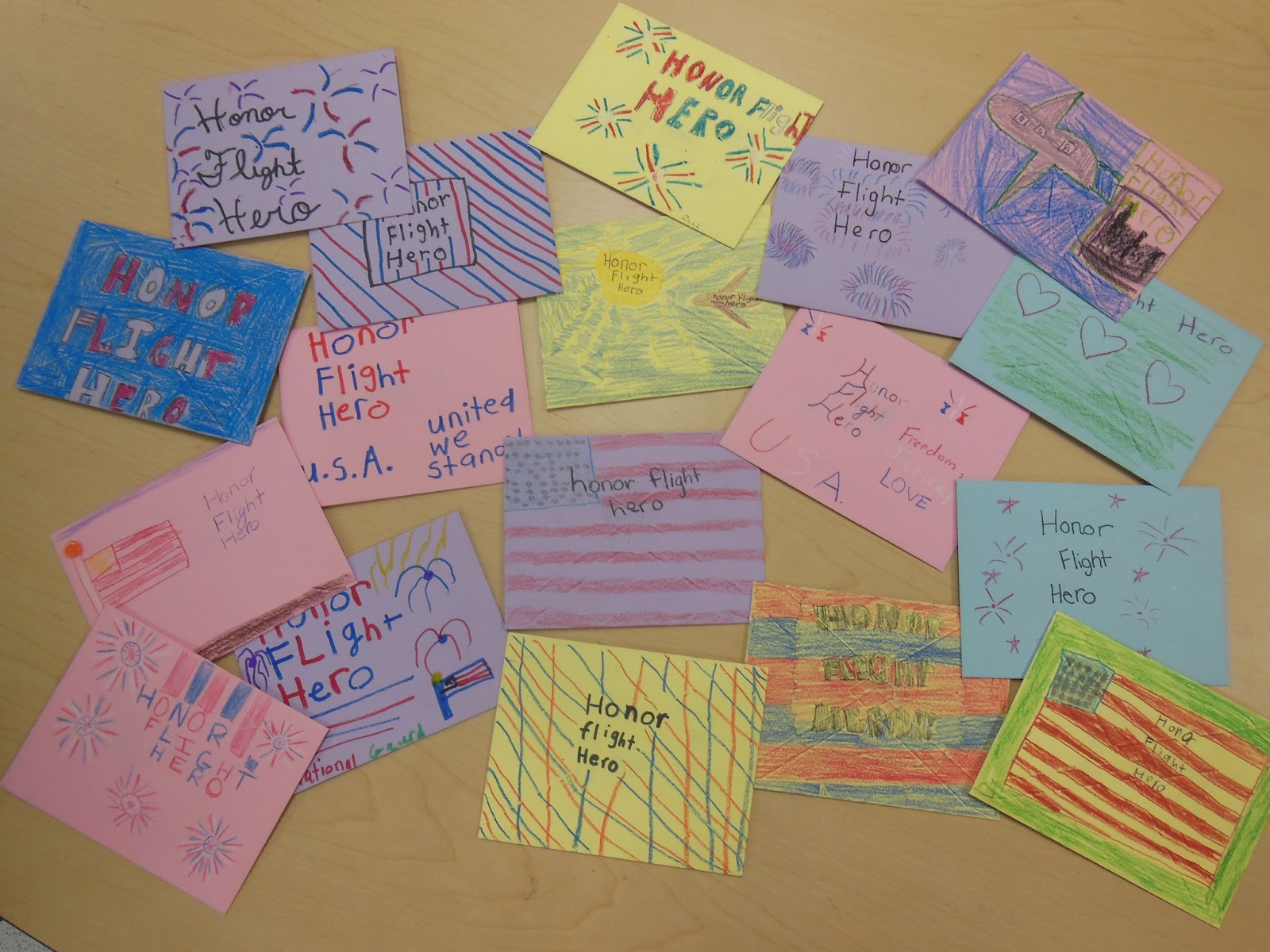teaching is elementary writing to our veterans
