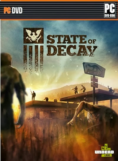 state of decay pc caratula